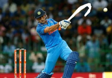MS Dhoni to Bat with Hockey Stick in the Decider T20 match to Promote Hockey in India