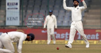 Indian Fielders Will be allowed 'one tip-one hand' against South Africa in the 3rd Test