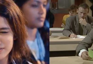 Priya Prakash Varrier learned to wink while cheating during college examination